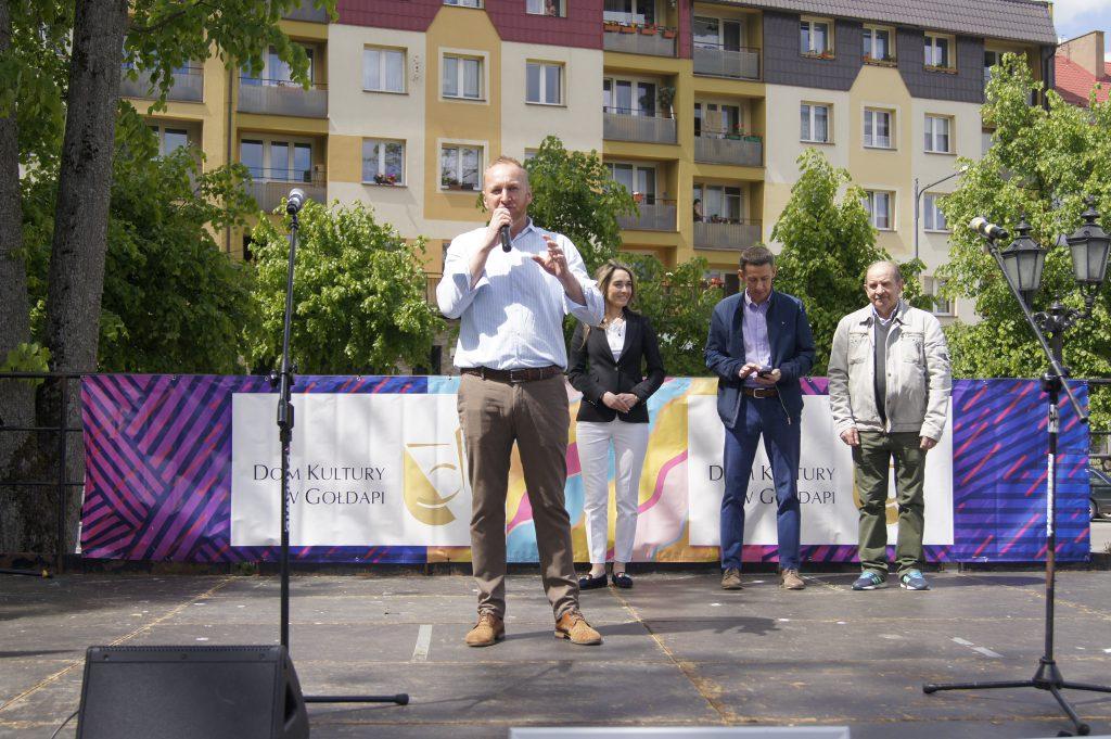 Burmistrz Gołdapi