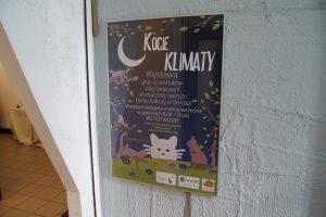 """Wystawa pt. """"Kocie klimaty"""""""