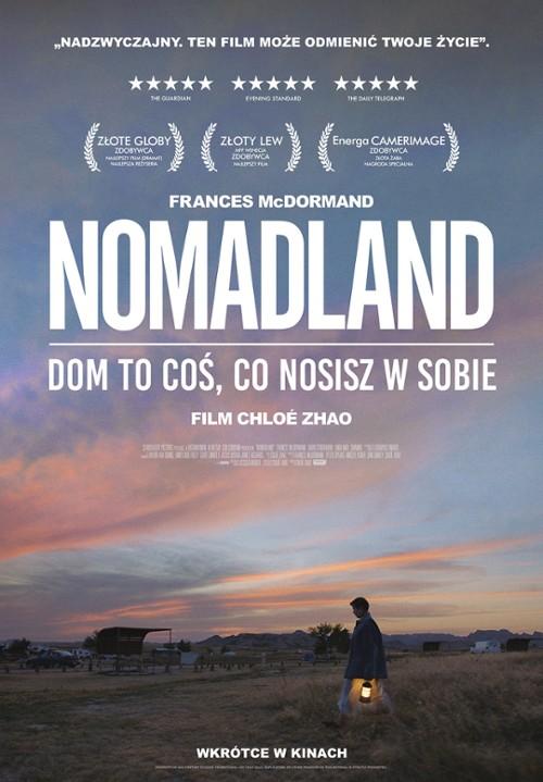 Plakat filmu NOMADLAND