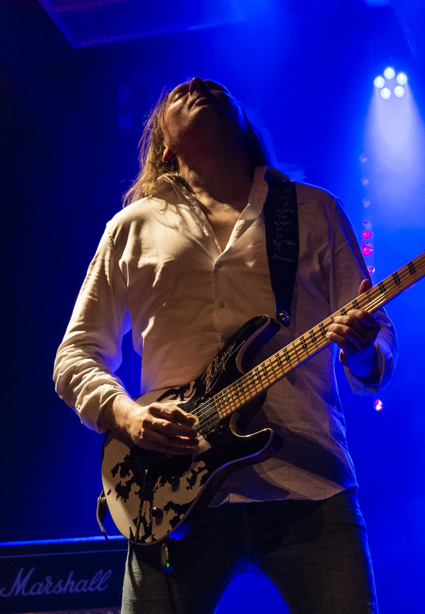 Zdjęcie drugiego dnia Festiwalu Gitarowego Erupcja