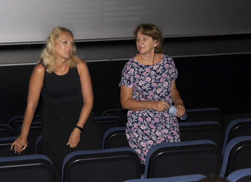 Zdjęcie z Małomiasteczkowego Klubu Filmowego