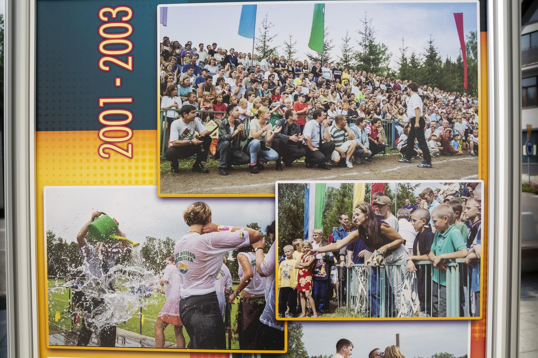 """Zdjęcie wystawy """"Dni Gołdapi w latach 1998 - 2012 w obiektywie Jarosława Jasińskiego"""""""